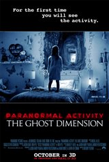 Paranormal Activity: The Ghost Dimension Movie Poster Movie Poster