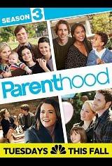 Parenthood: Season 3 Movie Poster