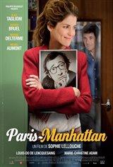 Paris-Manhattan Movie Poster