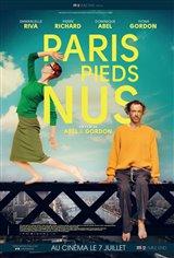 Paris pieds nus Affiche de film