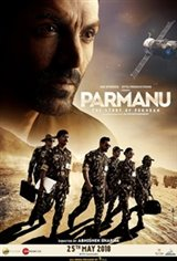Parmanu: The Story of Pokhran Affiche de film