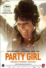 Party Girl (v.o.f.) Affiche de film
