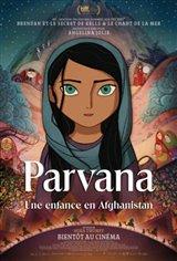 Parvana : Une enfance en Afghanistan Affiche de film