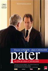 Pater (v.o.f.) Movie Poster