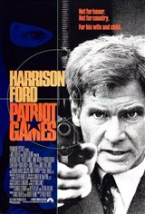 Patriot Games Movie Poster