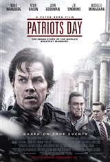 Patriots Day Affiche de film