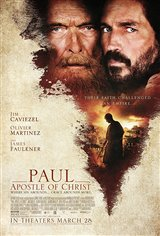 Paul, Apostle of Christ Movie Poster Movie Poster