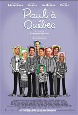 Paul in Quebec Movie Poster Movie Poster