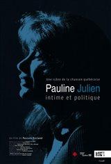 Pauline Julien, intime et politique Affiche de film