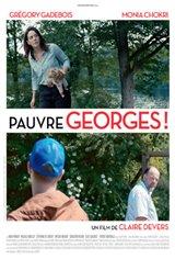 Pauvre Georges! (v.o.f.) Affiche de film