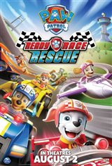 Paw Patrol: Ready Race Rescue Affiche de film