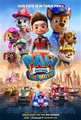 PAW Patrol: The Movie Affiche de film