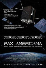 Pax Americana and the Weaponization of Space Movie Poster