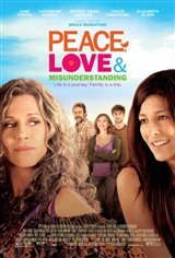 Peace, Love & Misunderstanding Movie Poster