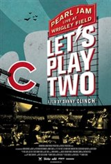 Pearl Jam: Let's Play Two Movie Poster