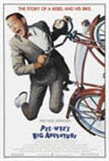 Pee-wee's Big Adventure Movie Poster
