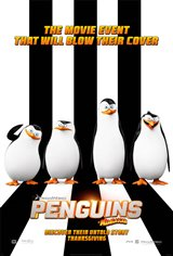 Penguins of Madagascar Affiche de film