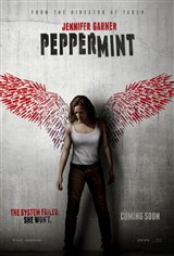 Peppermint Affiche de film