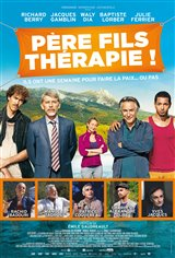 Père fils thérapie! Movie Poster