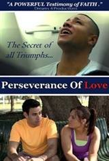 Perserverance of Love Movie Poster
