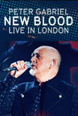 Peter Gabriel: New Blood Orchestra in 3D Movie Poster
