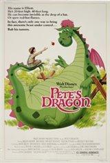 Pete's Dragon (1977) Movie Poster