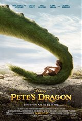 Pete's Dragon Affiche de film