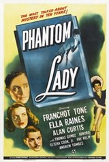 Phantom Lady Movie Poster