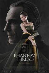 Phantom Thread Affiche de film