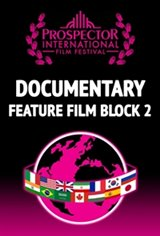 PIFF - Feature Documentary Block 2 Large Poster