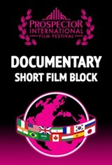 PIFF - Short Documentary Block Large Poster