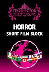 PIFF - Short Horror Block Large Poster