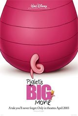Piglet's Big Movie Movie Poster Movie Poster