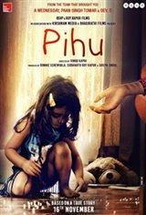 Pihu Affiche de film