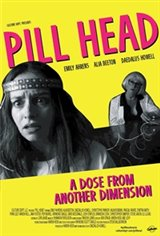 Pill Head Large Poster