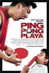 Ping Pong Playa Movie Poster