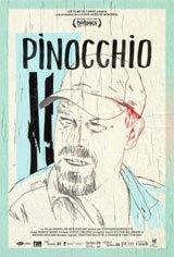 Pinocchio (v.o.f.) Affiche de film