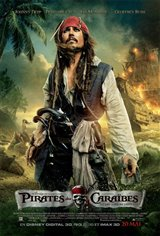 Pirates des Caraïbes : La fontaine de Jouvence Movie Poster