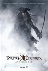 Pirates of the Caribbean: At World's End Movie Poster Movie Poster