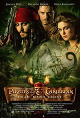 Pirates of the Caribbean: Dead Man's Chest Movie Poster