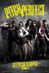 Pitch Perfect with Live Performance! Large Poster