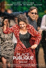 Place publique Affiche de film