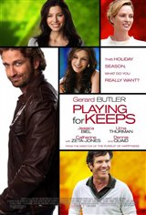 Playing for Keeps Movie Poster