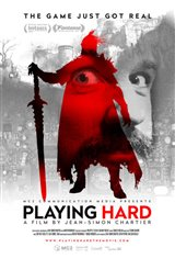 Playing Hard Movie Poster