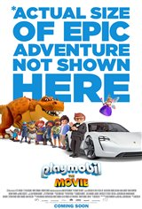 Playmobil: The Movie Poster