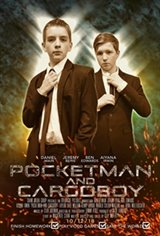 Pocketman and Cargoboy Affiche de film