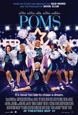 Poms Movie Poster Movie Poster