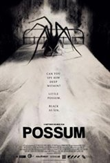Possum Affiche de film