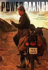 Power Paandi Movie Poster
