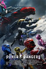 Power Rangers Affiche de film